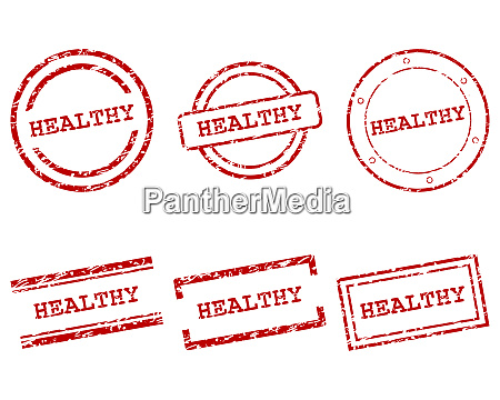 healthy stamps