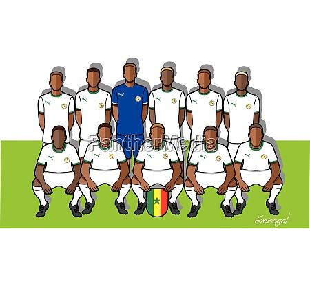 senegalische fussballnationalmannschaft