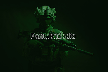 army special forces kaempfer low key