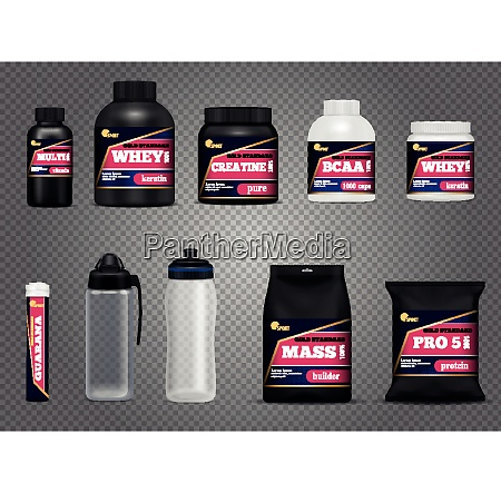 fitness drink bottles sport nutrition protein