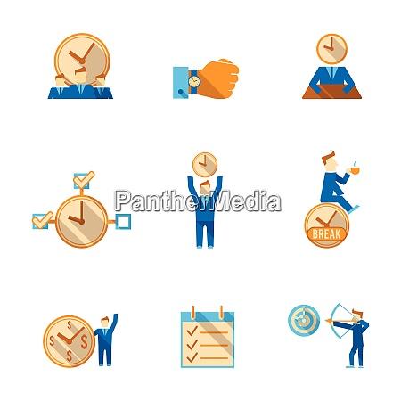 effective goals achieving time management