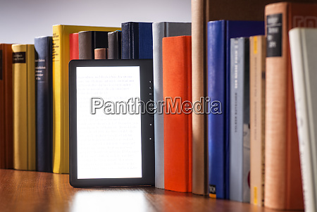 e book and classic literature