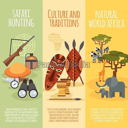 afrikanische natuerliche weltkultur traditionen und safari