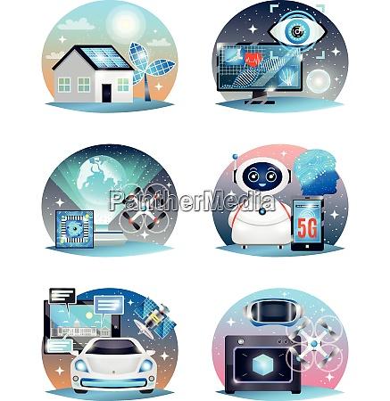 technologien zukuenftiger kompositionen mit digitaler medizin