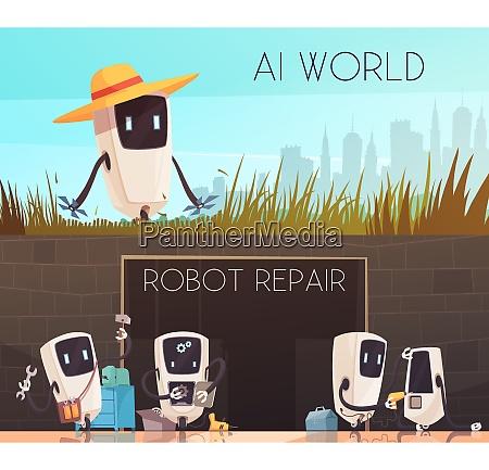 naechste generation kuenstliche autonome sozialisierung roboter