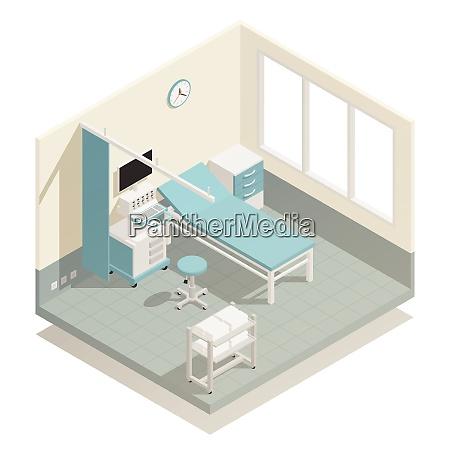krankenhaus intensivstation lebenserhaltung und UEberwachung medizinischer