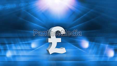 memory of pound sterling symbol
