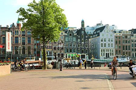 amsterdam niederlande 6 juni 2018