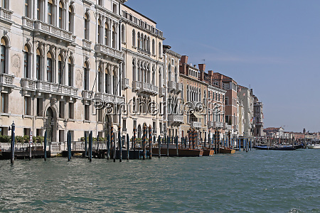 grand canal houses