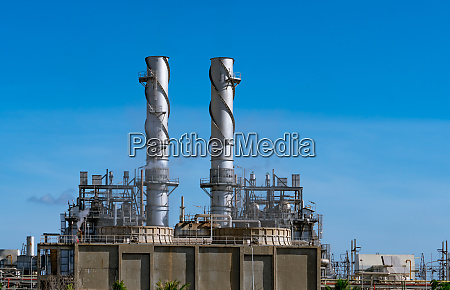 gas turbine electrical power plant energy