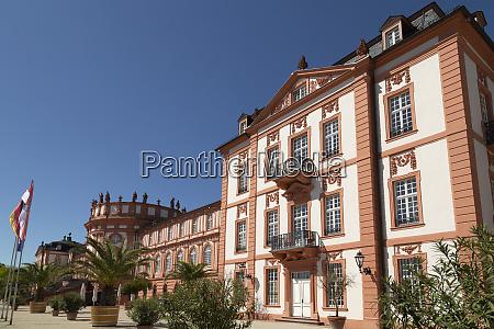 biebrich palace schloss biebrich built as