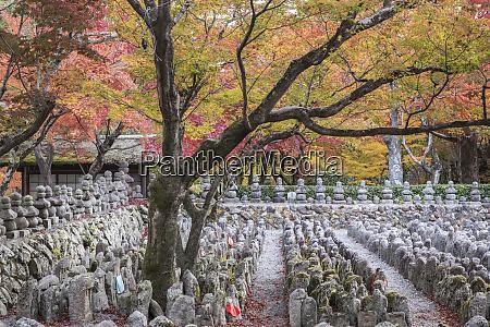 adashino nenbutsu ji temple dedicated to