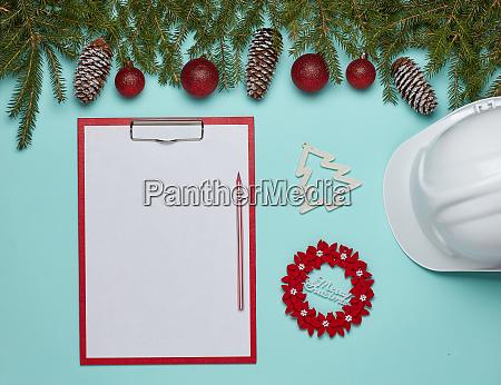 neujahr und weihnachtshintergrund