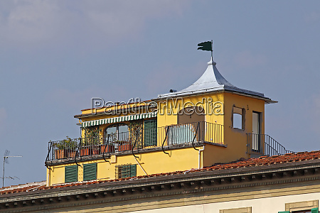 roof house florence