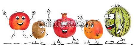 bio frucht als comic 4