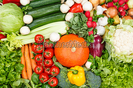 vegetables collection food background tomatoes carrots