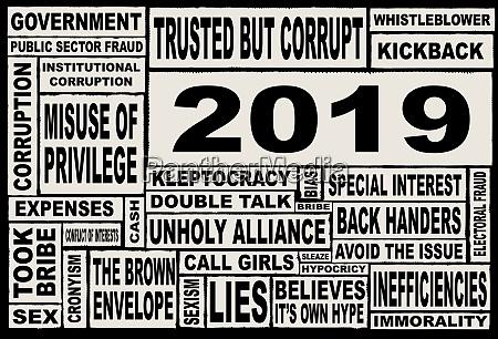 weltpolitik 2019