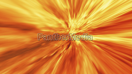 hot volcanic magma tunnel lava background