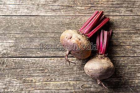 tasty raw beetroot