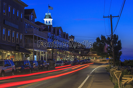 view of the water street at