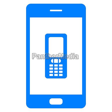 handy und smartphone