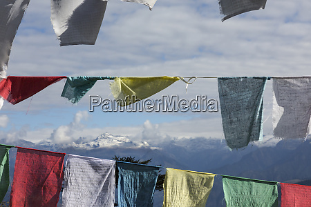 asia bhutan dorcha la pass himalayas
