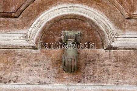 cuba havana colon cemetery hand door