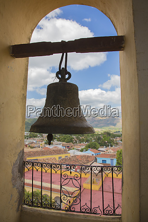 cuba, , trinidad, , giant, bell, and, view - 27329005