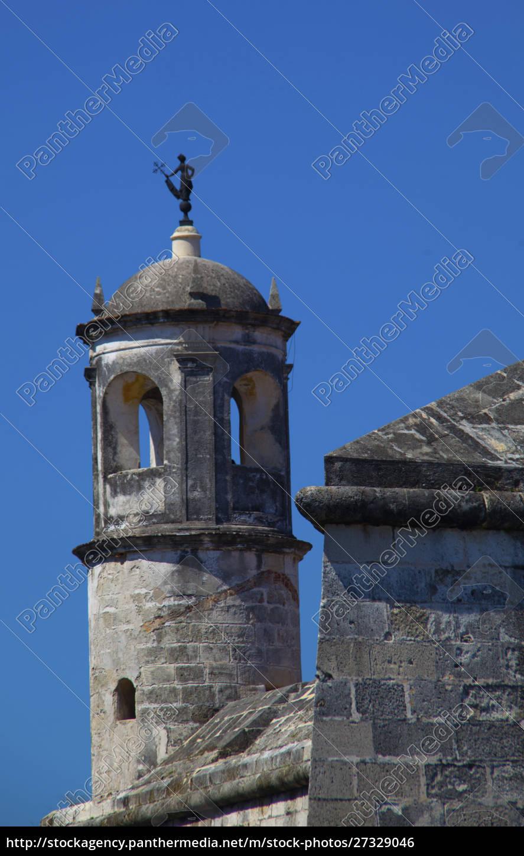 havanna, kuba, la, giraldilla, wettervane, on, the, castillo, de - 27329046