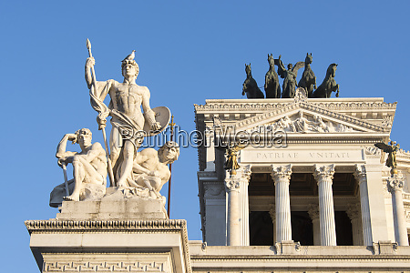 europe italy rome altar of the