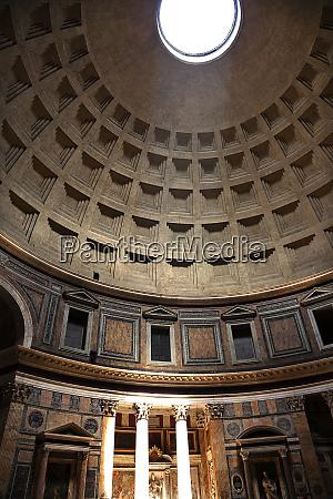 pantheon rom italien basilika palatina im