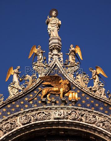 saint marks basilica cathedral church mark