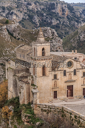 italien, basilicata, provinz, matera, matera., san, pietro, caveoso - 27331312