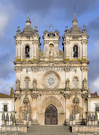 the monastery of alcobaca mosteiro de
