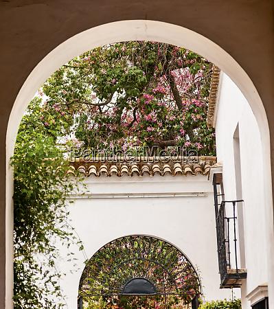 ambassador room alcazar royal palace seville