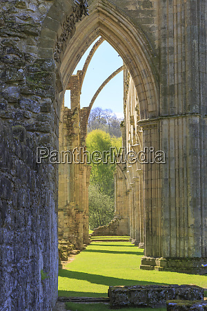england north yorkshire rievaulx 13th century