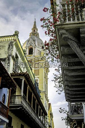 cathedral santa catalina de la alejandria