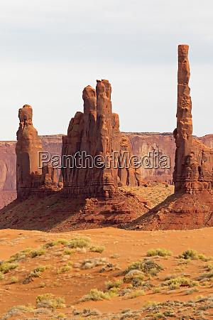 arizona monument valley yei bi chei