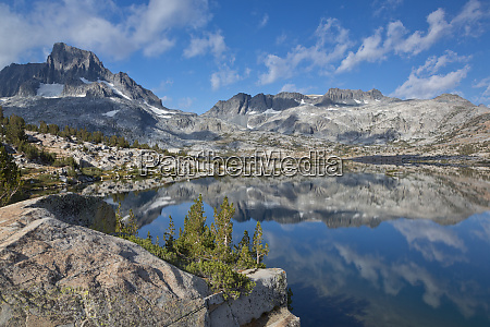 usa california inyo national forest landscape