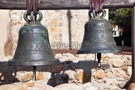 old brass bells mission san juan