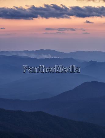 usa north carolina great smoky mountains