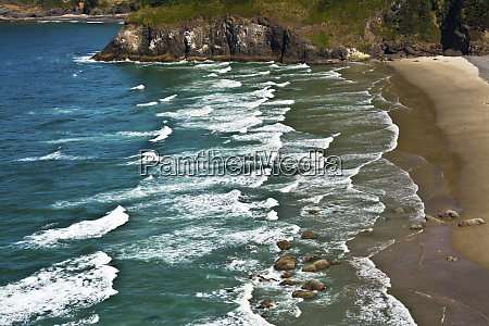 heceta head area oregon coast oregon