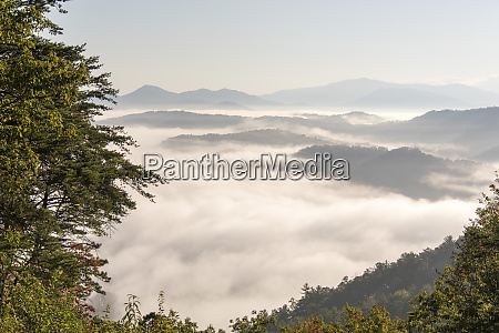 usa tennessee great smoky mountains national