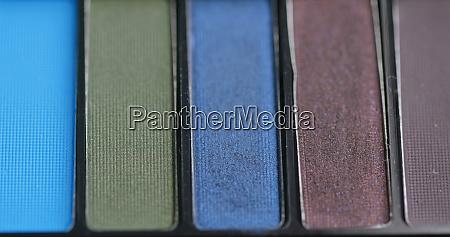 lidschatten palette fuer make up