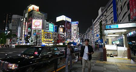 tokyo japan 30 june 2019 ikebukuro