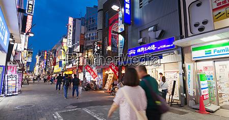 tokyo japan 24 june 2019 ueno