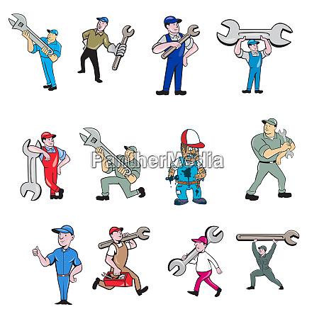 mechanic collection set