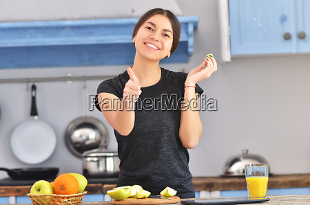 a young asian woman in a
