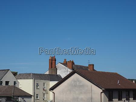 skyline, der, stadt, chepstow - 27381210