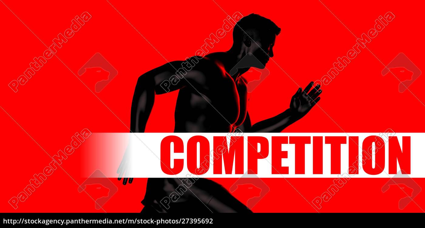competition, concept - 27395692